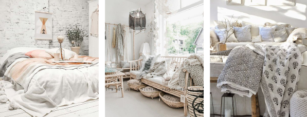 Scandinavian style and decoration
