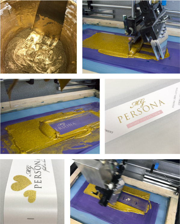Special Effects with screen print