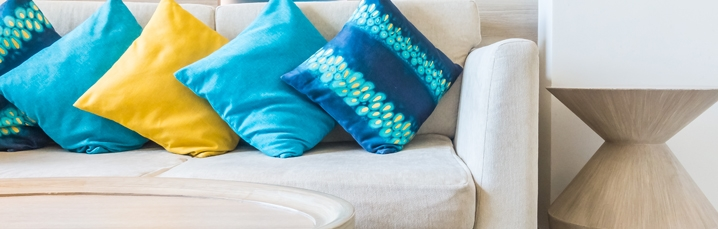 Decorative Pillows. Inspiration,  Combinations and places to buy