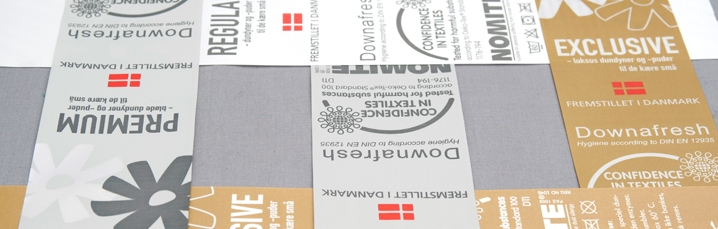 Satin fabric labels. how to choose the right fabric? what do you have to know?