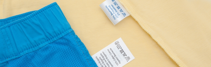 Clothing Labels. What do you need to know, when choosing fabric labels for your garment.