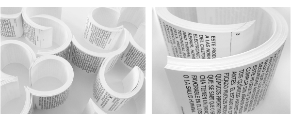 Taffeta Printed Labels, Types, Specifications & Recommendations